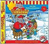Folge 73: Benjamin und der Weihnachtsmann -