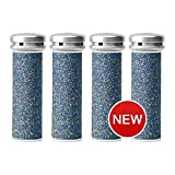 Emjoi Micro-Pedi Compatible Refill Rollers (Super Coarse) - Pack of 4