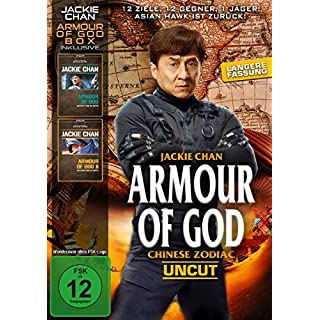 Armour of God Box [3 DVDs]
