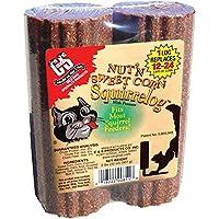 CANDS Produkte cs611909nut-feetn Sweet Corn squirrelog Refill