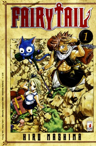 Fairy tail: 1