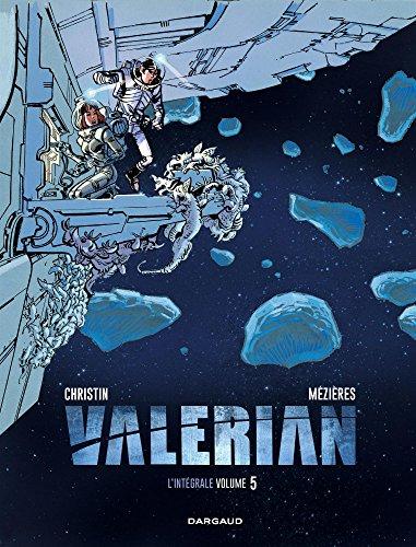 Valérian - Intégrales - tome 5 - Valérian - intégrale tome 5