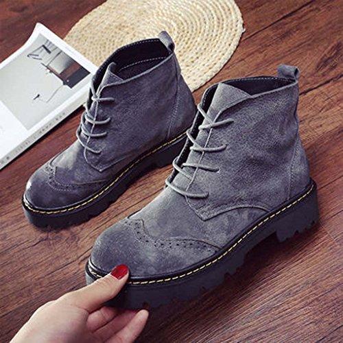 Heart&M Autunno/Inverno 2016 nuovo cucita stivali piattaforma Ms Gao Bangping con scarpe casual versatile e confortevole a