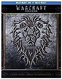 Warcraft steelbook [Blu-Ray]+[Blu-Ray 3D] kostenlos online stream
