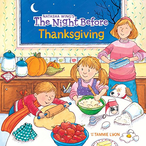 The Night Before Thanksgiving por Natasha Wing