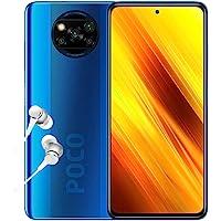 POCO X3 NFC - Smartphone 6 + 64 GB, 6,67 Zoll FHD+ Punch-hole Display, Snapdragon 732G, 64 MP AI Quad-Kamera, 5.160 mAh…