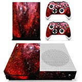 DOTBUY Xbox One S Vinly Protective Skin Sticker Console + 2manettes Decal + Caméra...