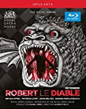 Meyerbeer: Robert le Diable (Royal Opera House 2012) [Blu-ray]