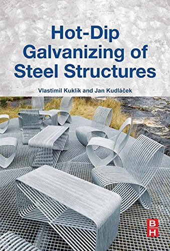Hot-Dip Galvanizing of Steel Structures (English Edition)
