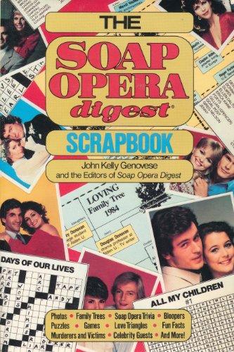 Soap Opera Digest Scrapbook