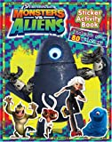 Monsters Vs Aliens – Sticker Activity Book