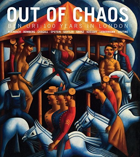Out of Chaos: Ben Uri; 100 Years in London by Sarah MacDougall (2015-12-04)