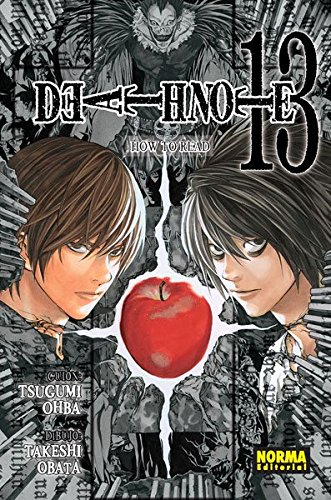 Death Note 13. How to Read Death Note por Obata Ohba