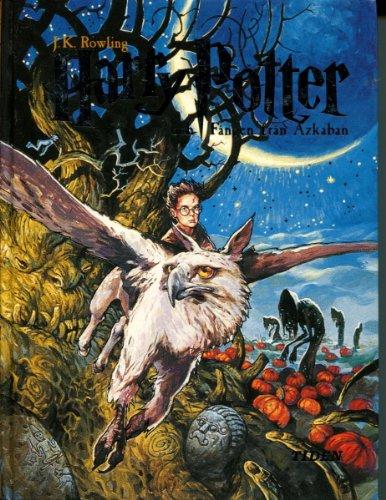 Harry Potter och fången från Azkaban (schwedisch, swedish, svenska) (Livre en allemand)