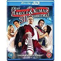 a very harold kumar 3d christmas blu ray 3d blu ray uv copy 2011 region free - A Very Harold Kumar 3d Christmas Cast