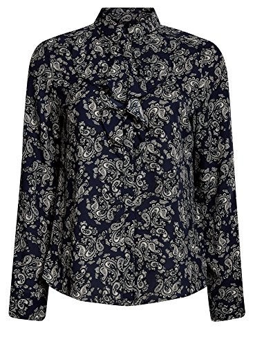oodji-collection-womens-flounce-blouse-in-flowing-fabric-blue-uk-10-eu-40-m