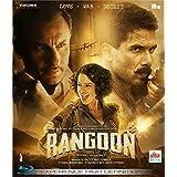 Rangoon Hindi Movie Blue-Ray