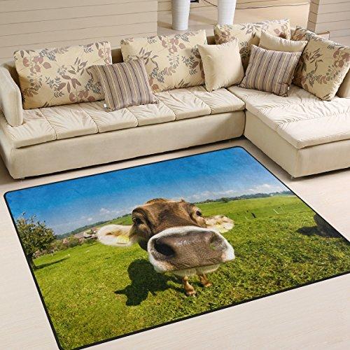 XiangHeFu Bereich Teppiche 5'3x 4' (160x 121,9cm) Happy -