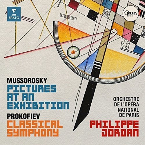 Mussorgsky:Pictures at An Exhi (Jordan-hybrid)