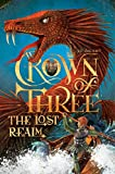 Best Aladdin Book For 11 Year Old Boys - The Lost Realm (Crown of Three Book 2) Review