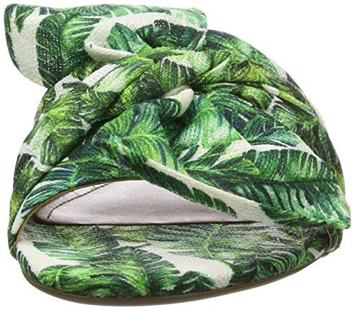 Schutz Damen S0-10930211 Pantoletten Mehrfarbig (Grün)