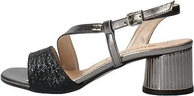 Valleverde Sandalo Donna Elegante Tacco 5CM 28241