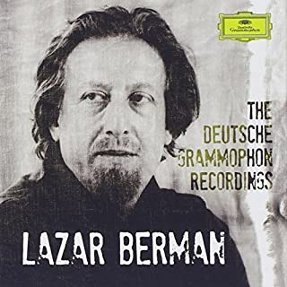 Lazar Berman- The Deutsche Grammophon Recordings by Lazar Berman (B00JRK0BZ8) | Amazon Products