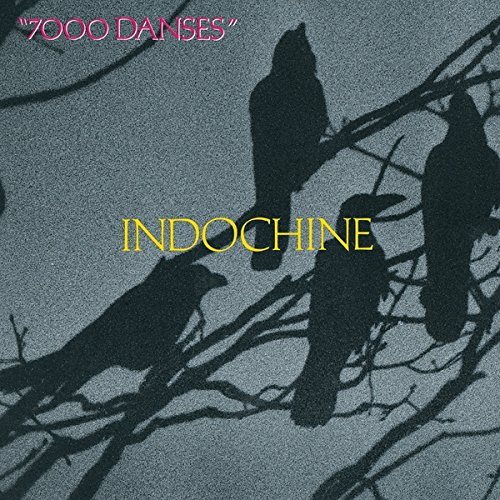 Indochine: 7000 Danses (Audio CD)