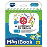 VTech- MagiBook, 480905 - Version FR