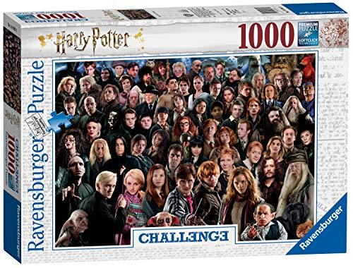 Ravensburger 14988 Harry Potter - Puzzle Adultos
