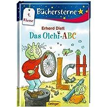 Das Olchi-ABC: Mit 20 Seiten Leserätseln und -spielen (Büchersterne)