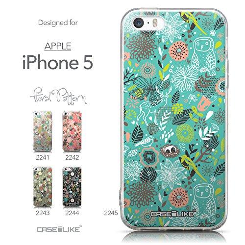 CASEiLIKE Comic Beschriftung 2914 Ultra Slim Back Hart Plastik Stoßstange Hülle Cover for Apple iPhone 5G / 5S +Folie Displayschutzfolie +Eingabestift Touchstift (Zufällige Farbe) 2245