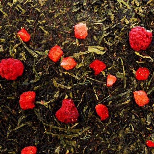 Schwarzer Tee lose Moonlight Grüner Tee, Erdbeer, Heidelbeeren Schwarztee 500g