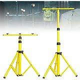 Projektor Baustelle auf Stativ 2x15W 2500lm IP54