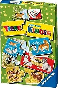 Ravensburger Spiele - Tiere und ihre Kinder Puzzle