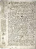 The Poster Corp Leonardo Da Vinci - Codex Leicester: