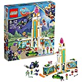 Lego DC Super Hero Girls 41232 - Highschool der Super Heroes, Superhelden-Spielzeug