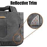 Ibera 2in 1Bike PakRak Kühltasche Trunk Bag, Fahrrad Einkaufstasche für Lebensmittels, Hand/Schultertasche Test