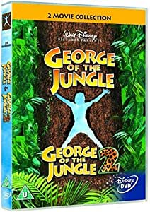 George Of The Jungle/George Of The Jungle 2 [DVD]: Amazon ...