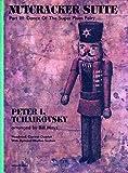 Nutcracker Suite: Part III: Dance of the Sugar Plum Fairy. Flöte/Klarinette, Klarinette, Klarinette/Alt-Klarinette, Bass-Klarinette + Klavier, Bass, Schlagzeug ad lib. Partitur und Stimmen.