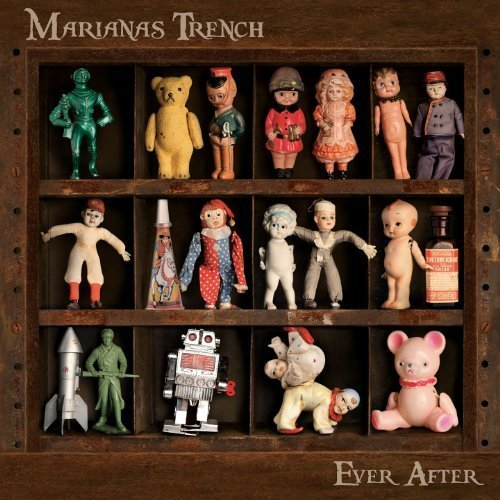 Ever After Import Edition by Marianas Trench (2011) Audio CD