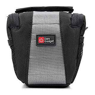 DURAGADGET Shock-Absorbing, Water-Resistant Cross-Body/Shoulder Bag for the AccuBuddy Buddy X 12x26