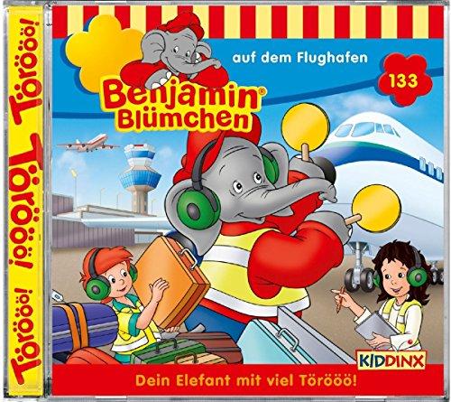 Benjamin Blümchen (133) Auf dem Flughafen - Kiddinx 2016