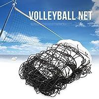 Dilwe Red de Voleibol Plegable 8.4M * 1M Tamaño Estándar con Bolsa de Almacenamiento para Voleibol de Playa