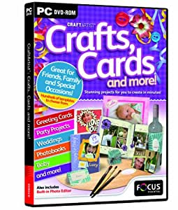 Craft Artist: Crafts, Cards and more! (PC)