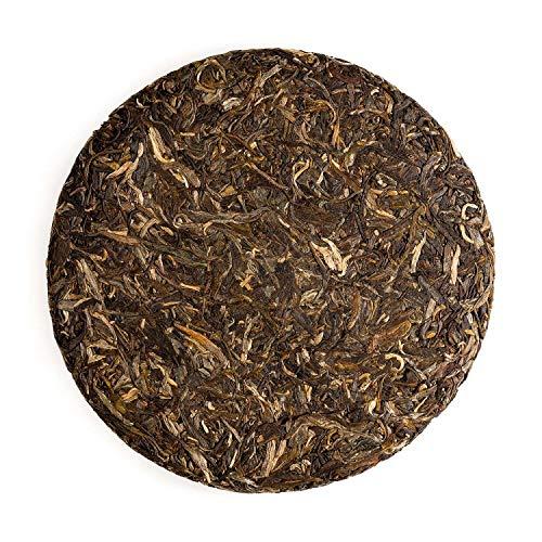 Sheng Tee Cake Teeziegel Yunnan - Sheng Chinesisch gedrückte Puerh - puh er - puer - Pu Er Grüner Tee