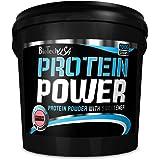 Biotech USA Protein Power - 1 kg Strawberry-Banana: Amazon.es ...