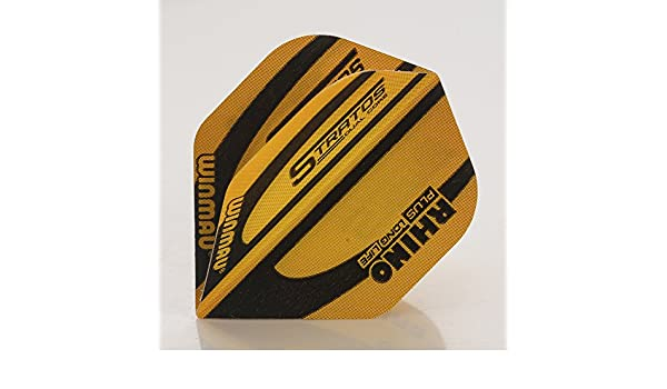 Winmau Signature Nylon Tiges Flechette Puits Paquet de 10