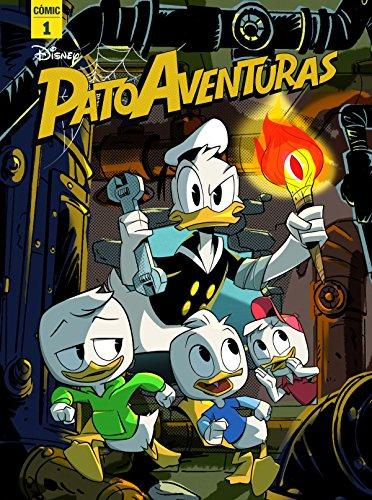 Patoaventuras 1: Cómic (Disney. Patoaventuras) por Disney