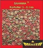 Koifutter 3 -6 mm 5 Sorten Spezialmischung 15 kg